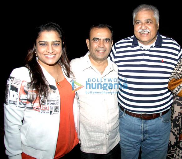 Ekta Jain, Yogesh Lakhani, Satish Shah