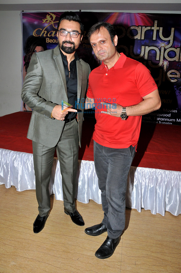 Ajaz Khan, DJ Sheizwood
