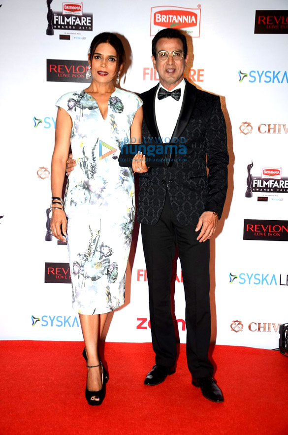 Neelam Singh, Ronit Roy