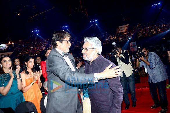 Amitabh Bachchan, Sanjay Leela Bhansali