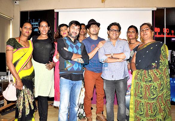 Ashish Patil, Sonu Nigam, Shamir Tandon