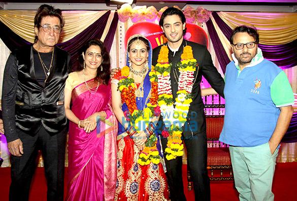 Shakti Kapoor, Navni Parihar, Aksha Pardasany, Kashyap, Anil Sharma