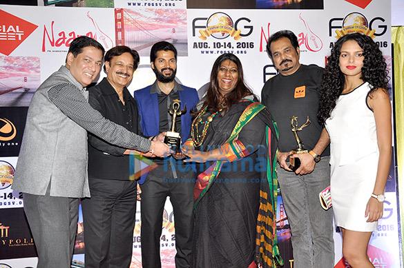 Taran Adarsh, Dr. Romesh Japra, Prashantt Guptha, Anusha Srinivasan Iyer, Vineet Sharma, Bidita Bag