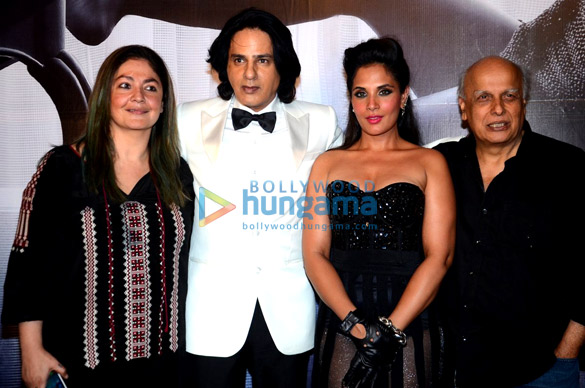 Pooja Bhatt, Rahul Roy, Richa Chadda, Mahesh Bhatt