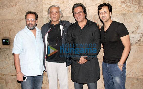 Anand Rai, Sudhir Mishra, Talat Aziz, Salim Merchant