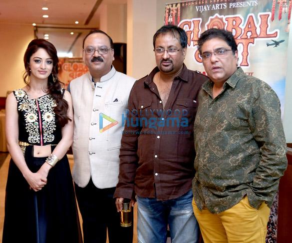 Sandeepa Dhar, Vijay Bansal, Manoj Siddheshwari Tiwari, Zakir Hussain