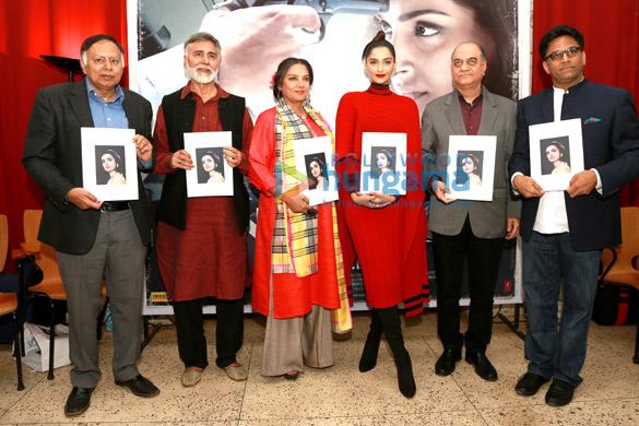 Akhil Bhanot, Aneesh Bhanot, Shabana Azmi, Sonam Kapoor, Yogendra Tikku, Ram Madhwani