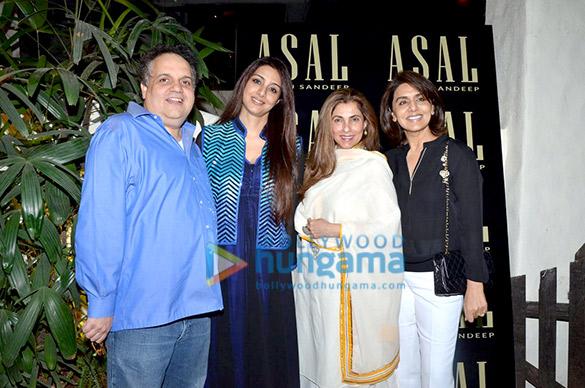 Sandeep Khosla, Tabu, Dimple Kapadia, Neetu Singh