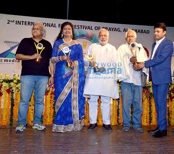 Kamlesh Pandey, Anita Sahgal, N Chandra, Sagar Sarhadi , Hasan Haidar