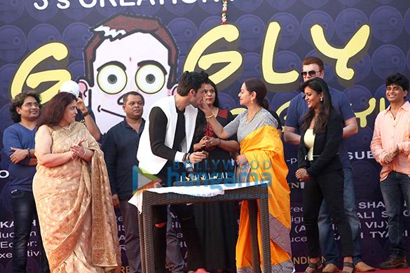 Parth Samthaan, Zarina Wahab, Sonali Singh, Aditya Pancholi, Subhash Singh