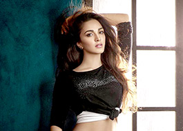 Kiara Advani signed for Abbas - Mustan's Machine