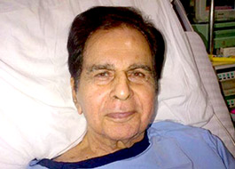 Dilip Kumar admitted at Lilavati Hospital