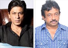 """Shah Rukh Khan should just become like Salman"" - Ram Gopal Varma"