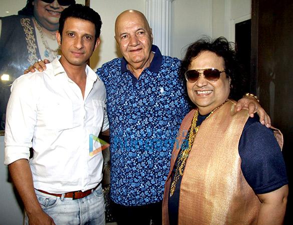 Sharman Joshi, Prem Chopra, Bappi Lahiri