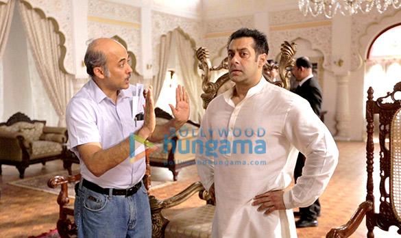 Sooraj Barjatya, Salman Khan