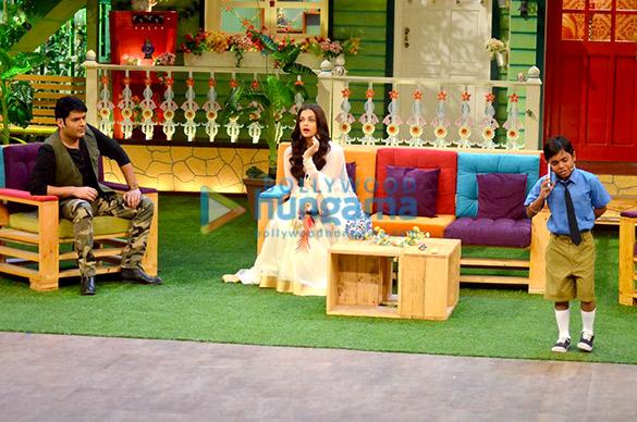 Kapil Sharma, Aishwarya Rai Bachchan