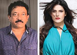 Ram Gopal Varma recreates the song 'Khallas' with Zareen Khan in Veerappan