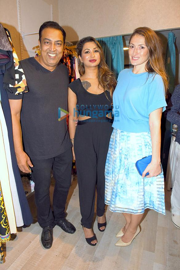 Vindu Dara Singh, Kajal Singh, Dina Umarova