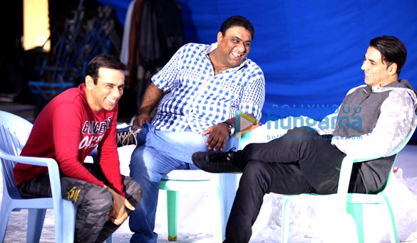 Farhad Samji,Sajid Samji,Akshay Kumar