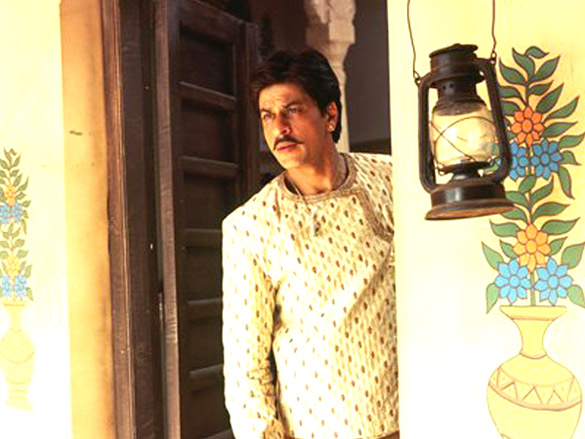 Movie Still From The Film Paheli,Shahrukh Khan