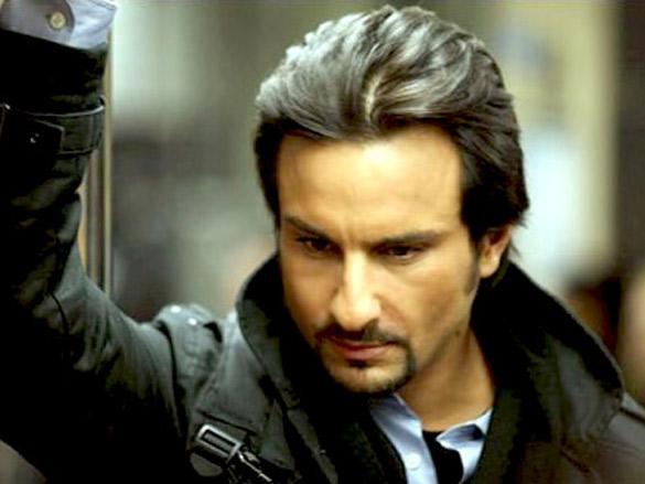Movie Still From The Film Kurbaan,Saif Ali Khan