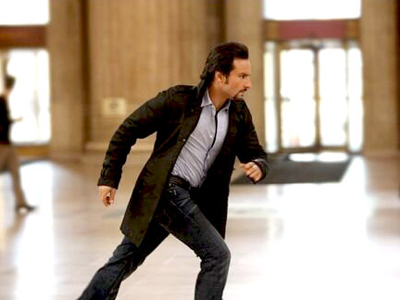 Movie Still From The Film Kurbaan,Saif Ali Khan