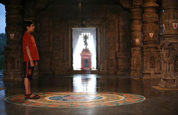 Movie Still From The Film Main Krishna Hoon,Namit Shah