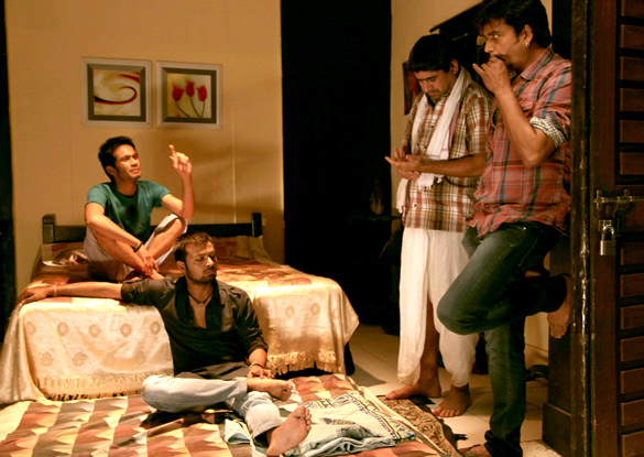 Rahul Kumar,Manish Vatsalya,Yashpal Sharma,Ravi Kissen