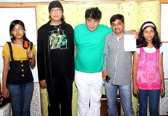 Bali Brahmabhatt, Sunil Kaushik, Sajan Agarwal