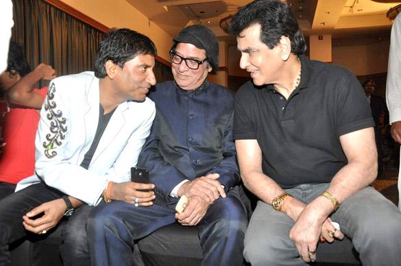 Raju Shrivastava, Jagdeep, Jeetendra