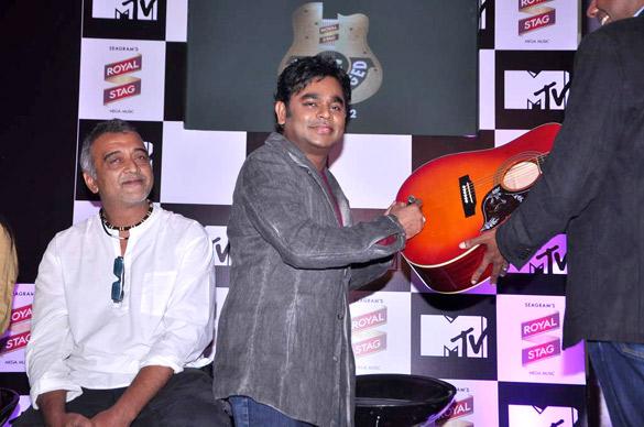 Lucky Ali, A R Rahman