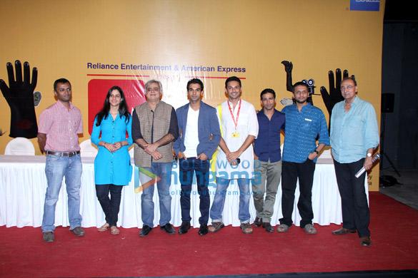 Prabhleen Sandhu, Hansal Mehta, Raj Kumar Yadav, Mohammed Zeeshan Ayyub, Yusuf Hussain