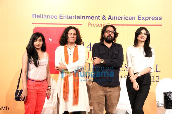 Anil George, Ashim Ahluwalia, Niharika Singh