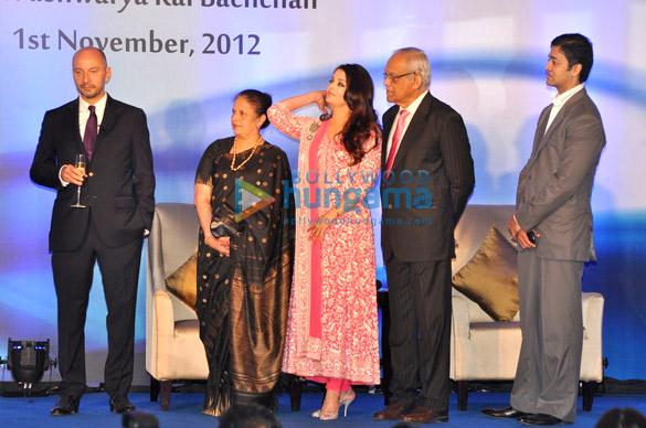 Vrinda Rai, Aishwarya Rai, Krishnaraj Rai