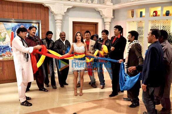 Ehsaan Khan, Piu Chouhan, Raju Shreshta