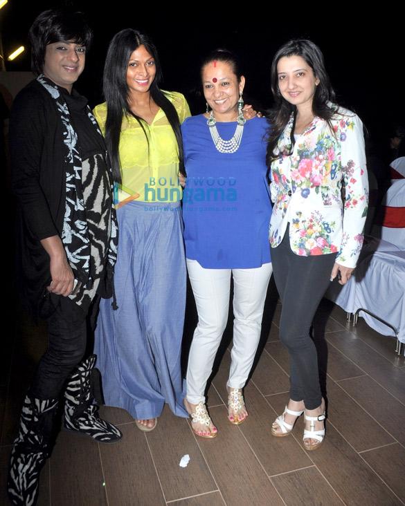 Rohit Varma, Nina Manuel, Dorris Godambe, Amy Billimoria