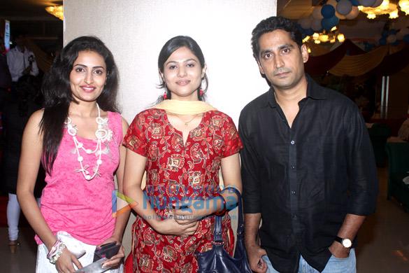 Namrata Gaikwad, Kirti, Chinmay Mandlekar