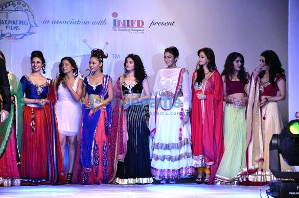 Divyanka Tripathi, Sara Khan, Sukirti Kandpal, Chahat Khanna