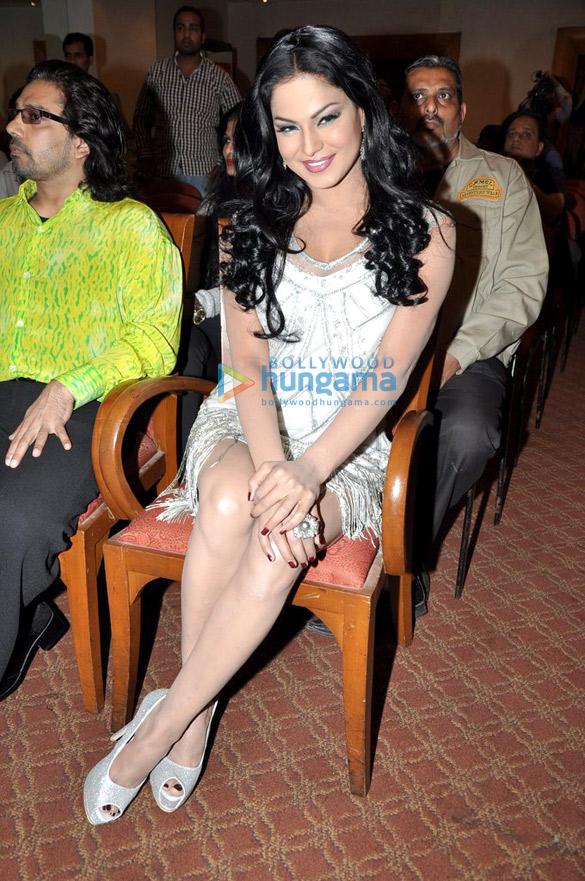 Longines Fernandes, Veena Malik