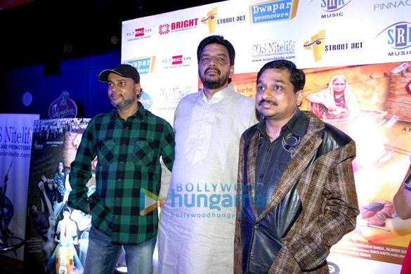 Narayan Chauhan, Mukesh Chaudhary, Sajan Agarwal