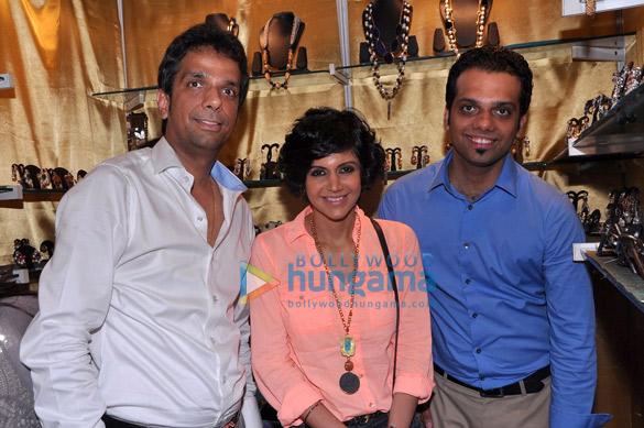 Vimal, Mandira Bedi, Rishi Pherwani