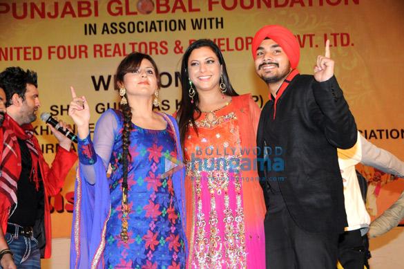Dolly Sidhu, Gurpreet Kaur Chadha, Gurdeep Mehndi