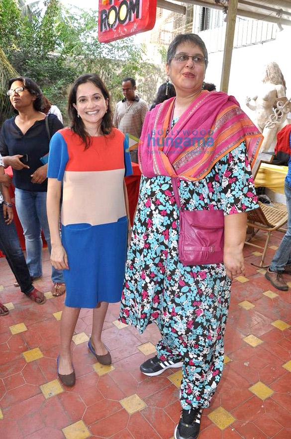 Anupama Chopra, Indu Mirani