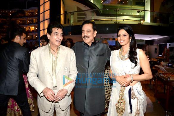Jitendra, Subroto Roy, Sridevi