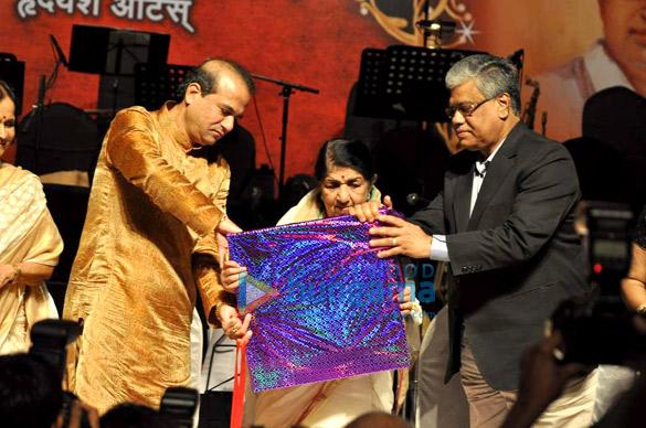 Suresh Wadkar, Lata Mangeshkar