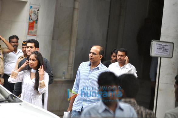 Omang Kumar, Sunita Gowariker, Ashutosh Gowariker