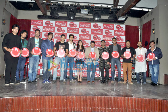 Prasoon Joshi, Papon Mahanta, Sulaiman Merchant, Salim Merchant, Varun Dhawan, Sidharth Malhotra, Alia Bhatt, Wasim Basir, A R Rahman, Hitesh Sonik, Sukhwinder Singh