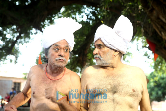 Jagdeep,Kulbhushan Kharbanda