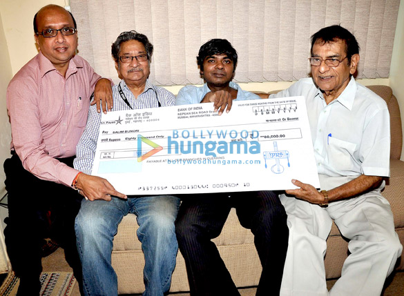 Rakesh Nigam, Hasan Kamal, Salim Bijnori, O P Sonik