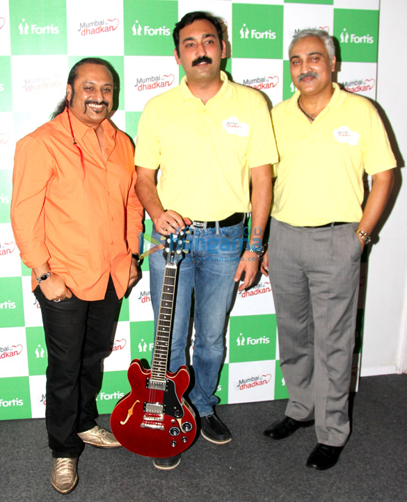 Leslie Lewis, Varun Khanna, Ashish Bhatia